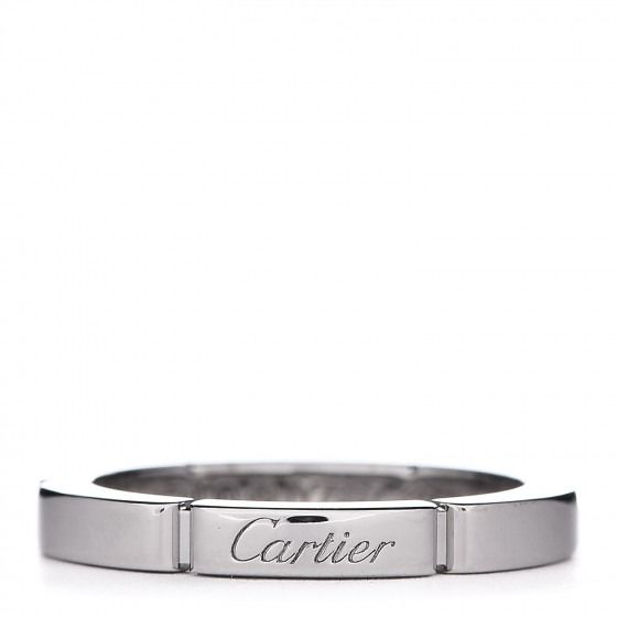 Cartier - 18 karaat Witgoud - Ring