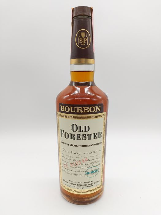 Brown-Froman Old Forester - Brown-Froman - b. 1979 - 70cl