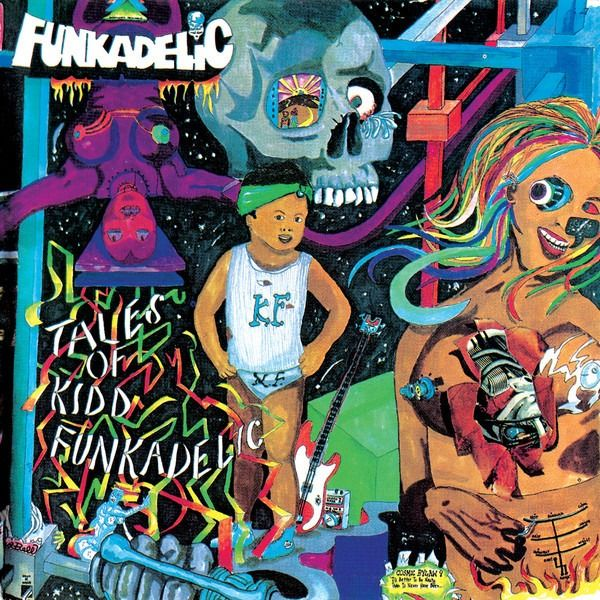 Funkadelic & Related - Multiple titles - LP's - 2008/2008