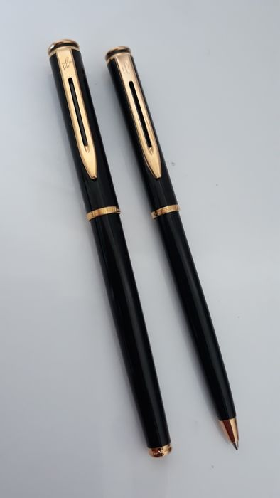 Waterman - Set of 2 pens - Complete collection of 2