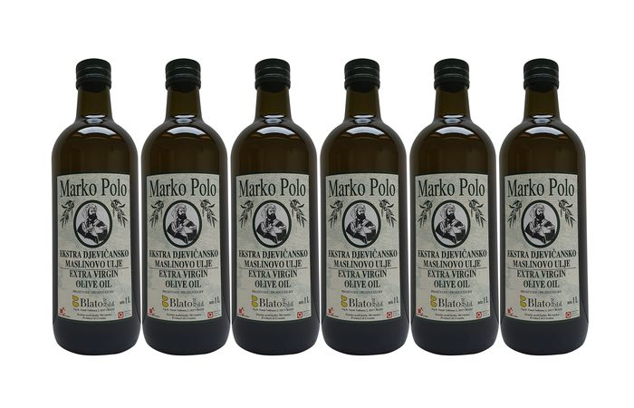 Blato 1902, Marko Polo - Extra virgin olive oil - 6 - 1L
