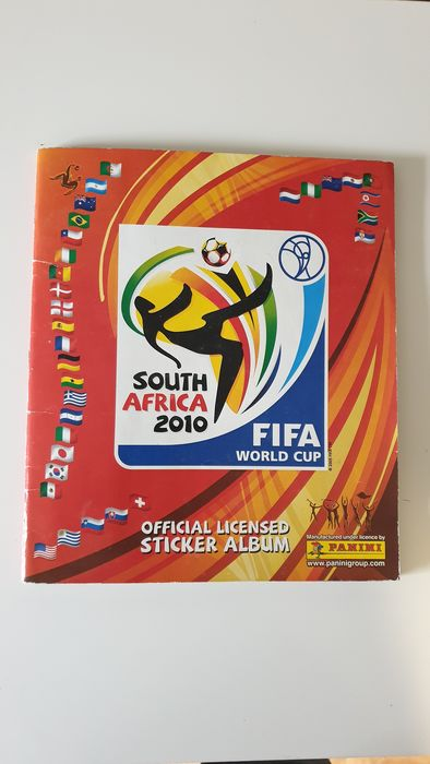 Panini - World Cup 2010 South Africa - Compleet album met alle 638 stickers