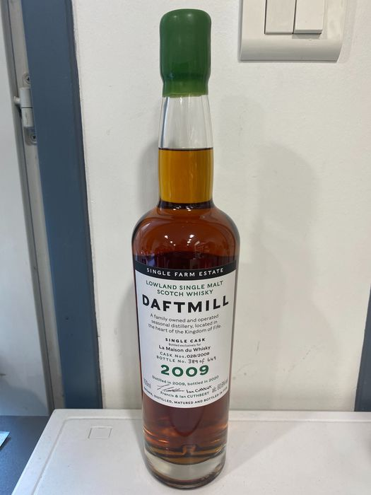 Daftmill 2009 11 years old for LMDW - Original bottling - 70cl