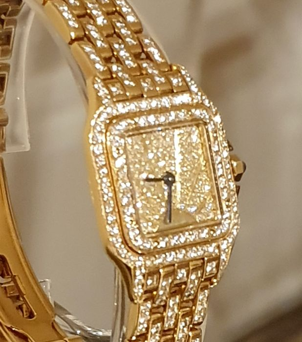 Cartier - Panthere Diamonds - Ref. 1070 2 - Mujer - 1990-1999