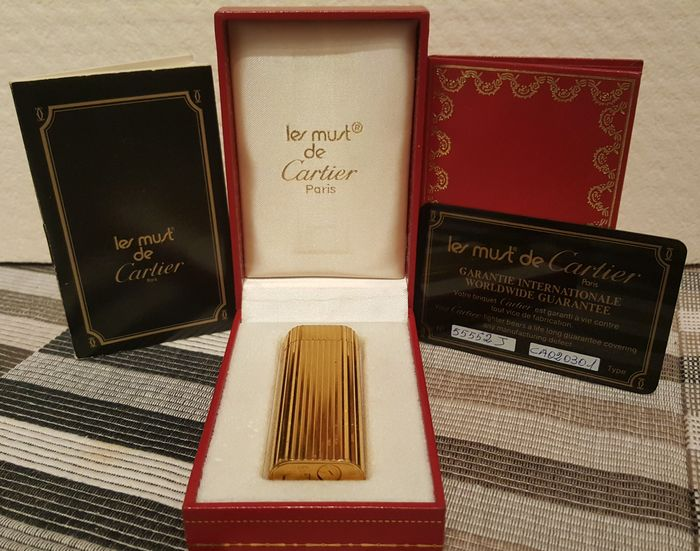 Cartier - Briquet - 1
