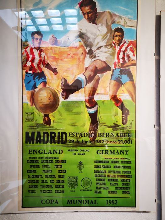 Spain 1982 FIFA World Cup Official Posters