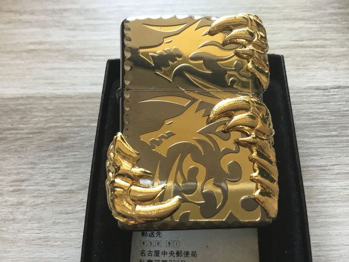 Zippo - Lighter - Zippo Japan Dragon Claw limited edition of 1