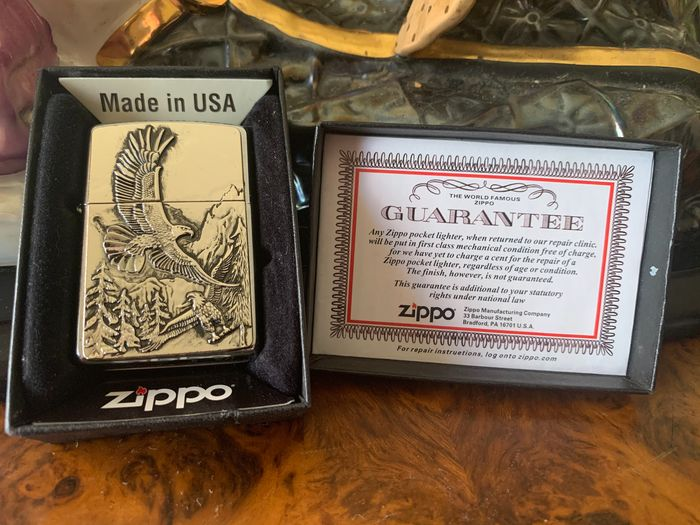 Zippo - Briquet de poche - Collection de 1