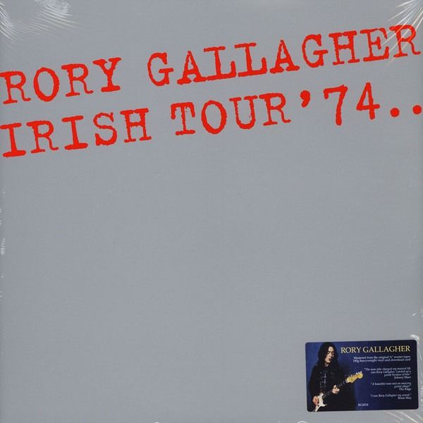Gary Moore, Rory Gallagher, Stevie Ray Vaughan & Double Trouble, Various Artists/Bands in Blues - Multiple artists - Multiple titles - 2xLP Album (double album), LP's - 2017/2020
