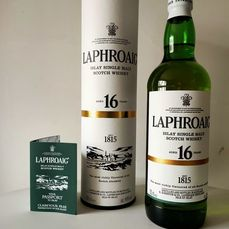 Laphroaig 16 years old Amazon Exclusive - Original bottling - 70cl