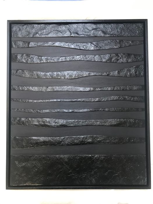 Busco - Tribute to Pierre Soulages #03