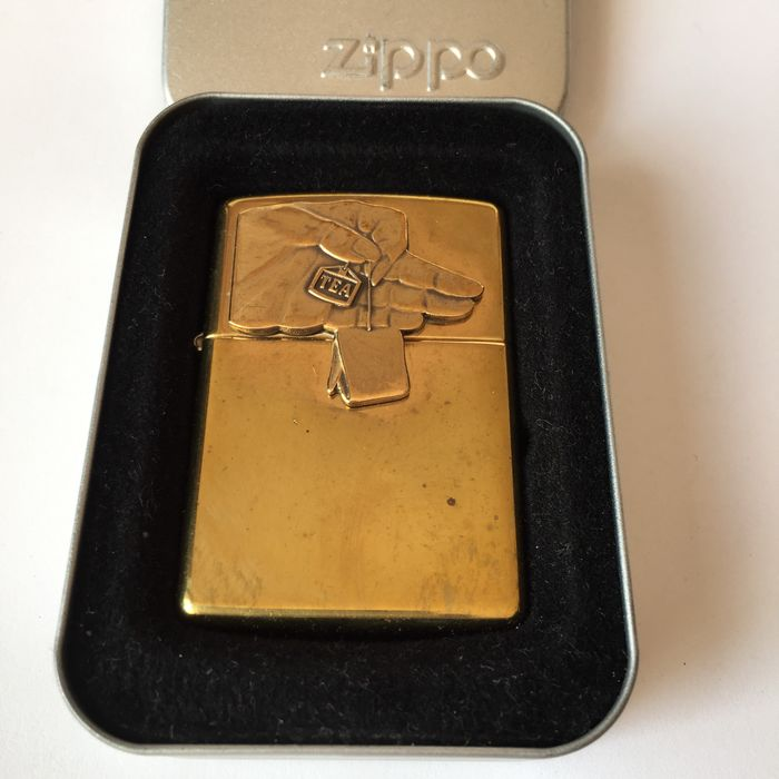 Zippo - Lighter - Near set of 1992