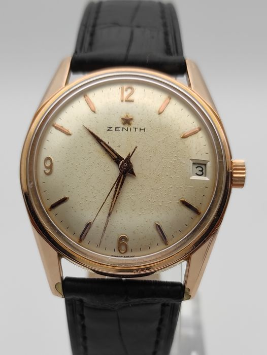 "Zenith - Stellina - ""NO RESERVE PRICE"" - Ref. 9703229 - Men - 1950-1959"