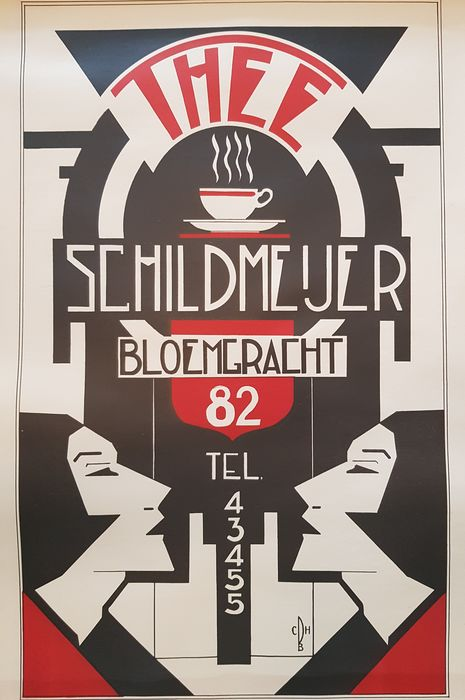 Anonymous - Thee Schildmeijer - Anni 1920