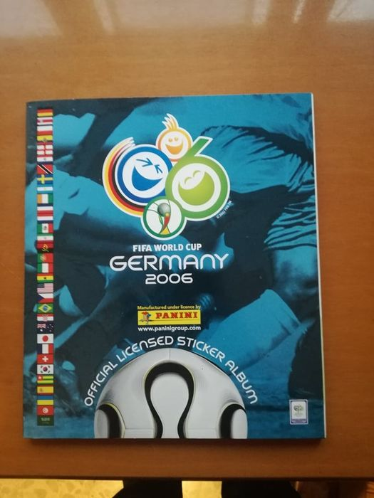 Panini - World Cup Germany 2006 - Compleet album