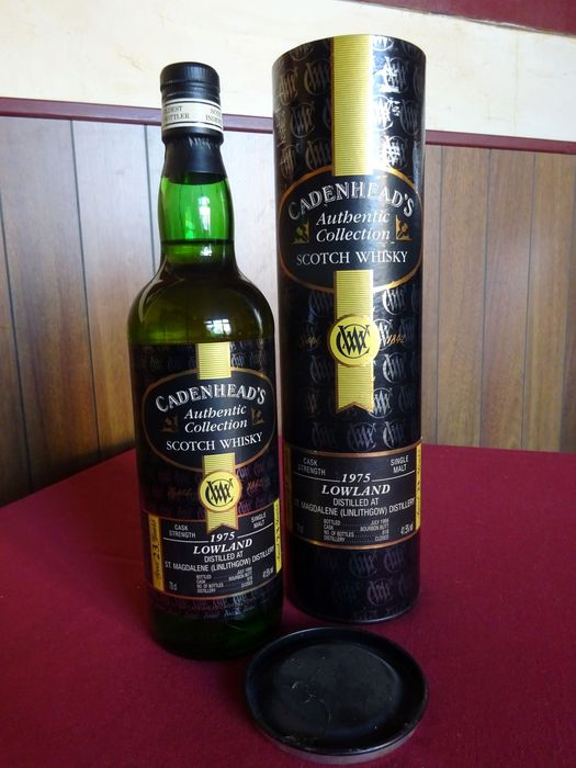 St. Magdalene 1975 23 years old - Cadenhead's - 70cl