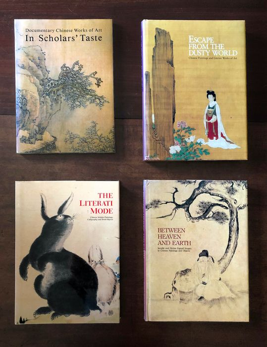 Sydney L. Moss Ltd. - Documentary Chinese Works... / The Literati Mode / Between Heaven and Earth / Escape from the Dusty - 1983/1999