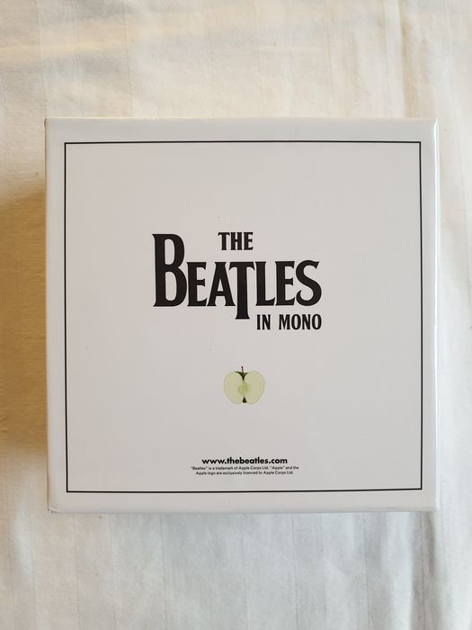 Beatles - The Beatles in Mono - Multiple titles - CD Box set - 2009/2009