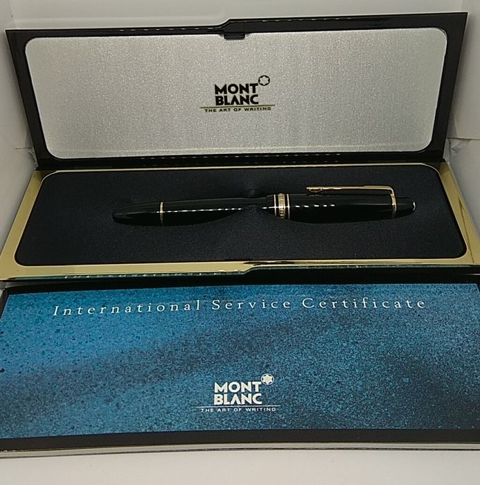 Montblanc - Fountain pen - Montblanc Legrand fountain pen of 1