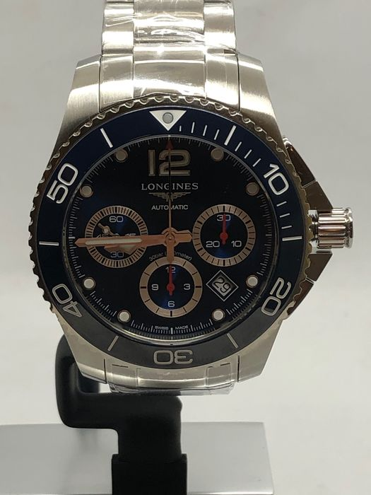 Longines - Hydro conquest - L38834966 - Heren - 2011-heden