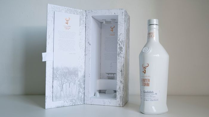 Glenfiddich 21 years old Experimental Series - Winter Storm Batch 2 - Original bottling - 70cl