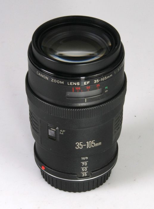 Canon Zoom lens EF 35-105 mm 1:3.5-4.5