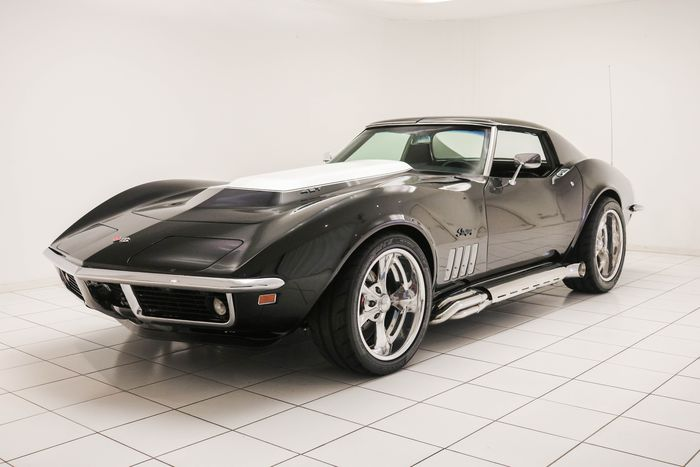 Chevrolet - Corvette C3 Stingray Resto Mod - 1969