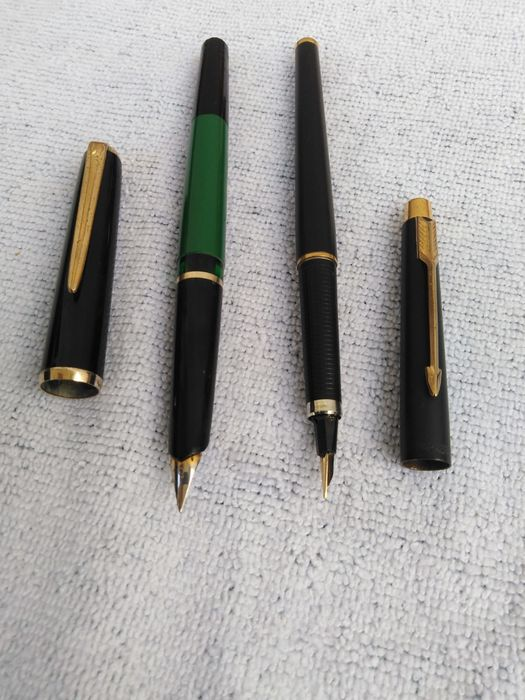 Parker pelikan - Fountain pen - 2