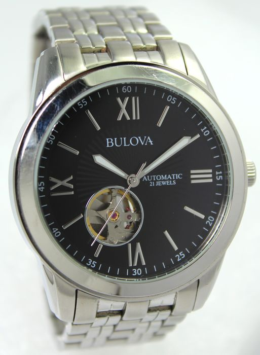 "Bulova - ""NO RESERVE PRICE"" Automatic - Men - 2011-present"