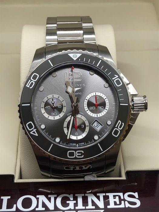 Longines - Hydro conquest - L 38834766 - Heren - 2011-heden
