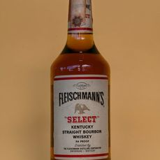 Fleischmann's 4 years old ''Select'' - b. early 1970s - 75cl