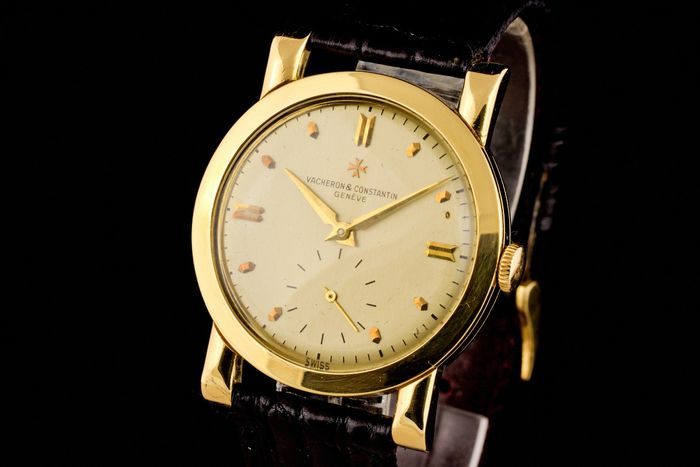 Vacheron Constantin - Vintage Chronometre Royal 18K Gold - 4838 - Homme - 1950-1959