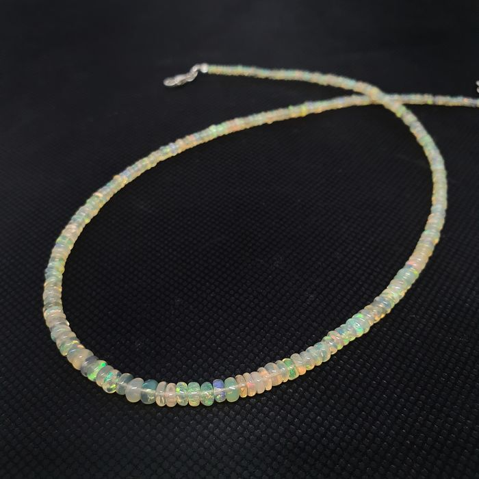 October Birthstone-OPAL ACCOUNTS. Good quality Pendant - 8 g