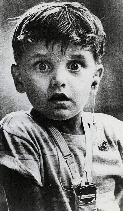 Jack Bradley (XX) - Harold Whittles Hears for the First Time, 1963