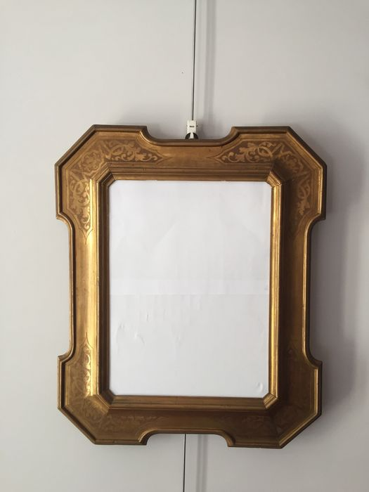 frame (1) - Wood - Late 19th century