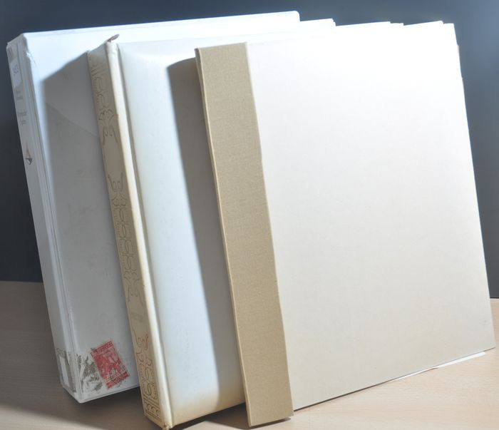 Vatican City - Collection in 3 ring binders