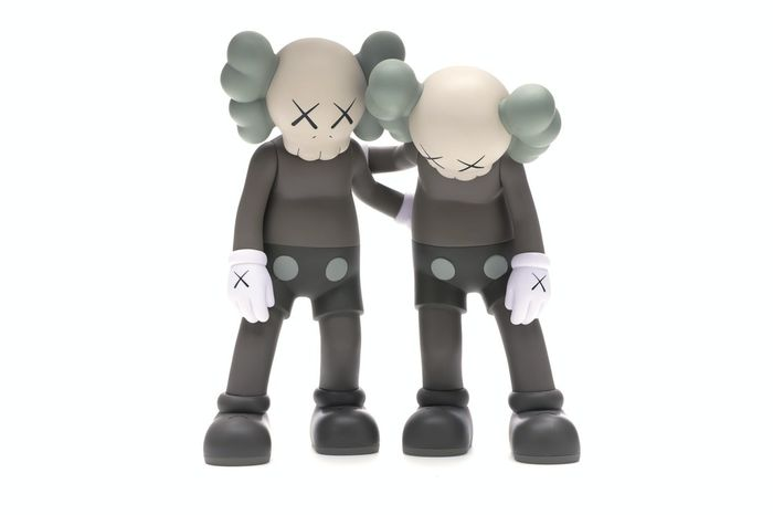 Kaws - Along the Way