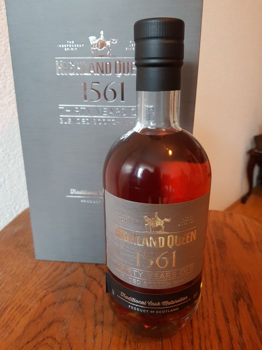 Highland Queen 30 years old - b. 2000s to today - 700ml