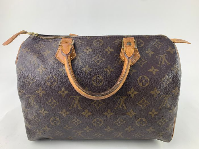 Louis Vuitton - Speedy 30 Monogram Bolso de mano