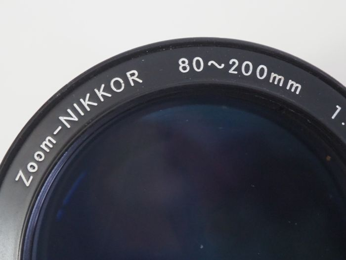 Nikon Zoom Nikkor 80 - 200 mm