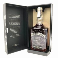 Jack Daniel's 150th Anniversary - 100 proof - Original bottling - 1.0 Litre