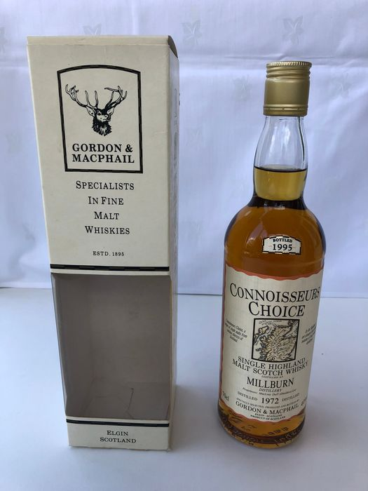 Millburn 1972 Connoisseurs Choice - Gordon & MacPhail - b. 1995 - 700ml
