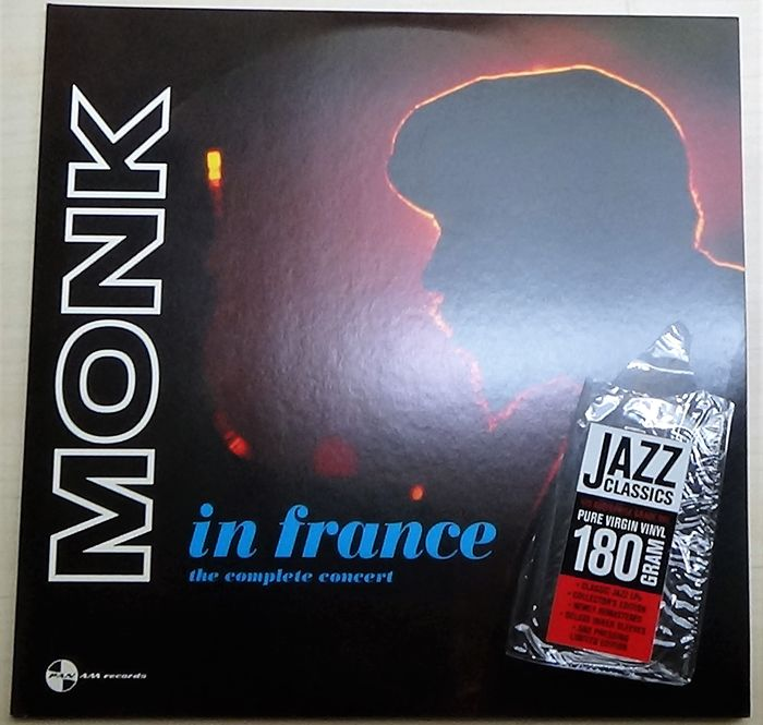 Thelonious Monk, Eric Dolphy, Chico Hamilton - Multiple artists - Multiple titles - LP's - 2015/1978