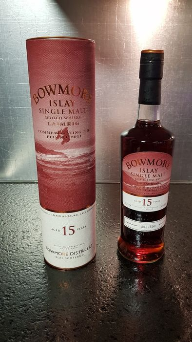 Bowmore Laimrig - Feis Ile 2011 - Original bottling - 700ml