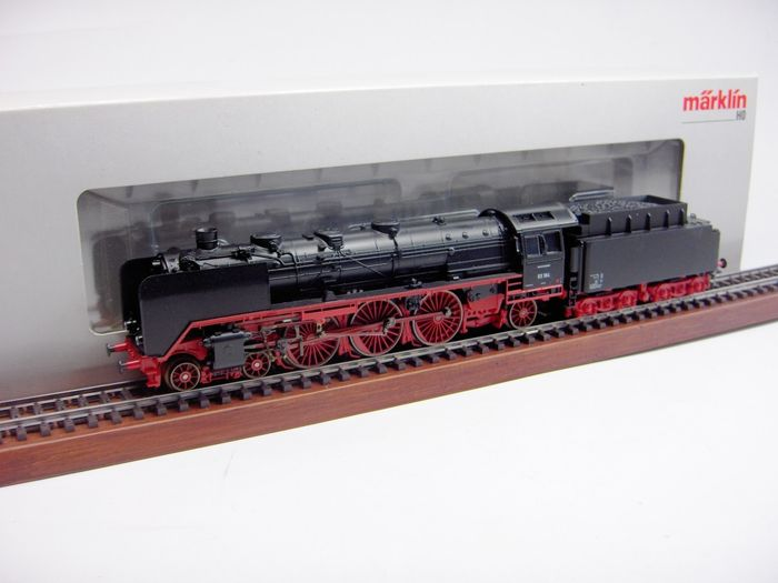 Märklin H0 - 37955-02 - Steam locomotive with tender - BR 03, from double set - DB