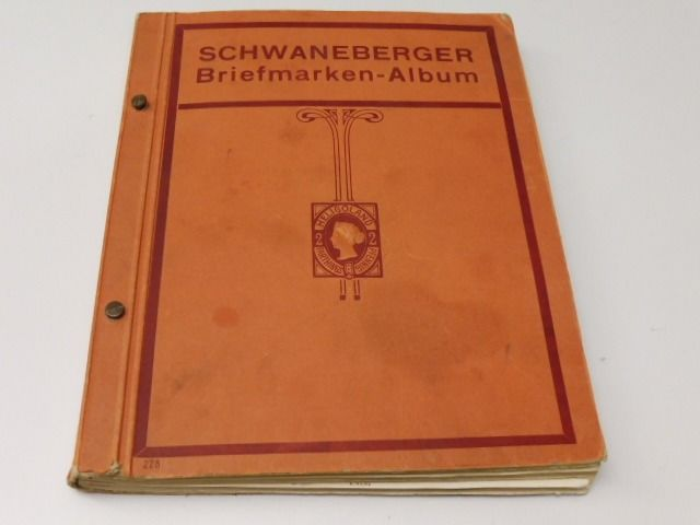 World 1849/1945 - 2 extensive Books with a lot of content