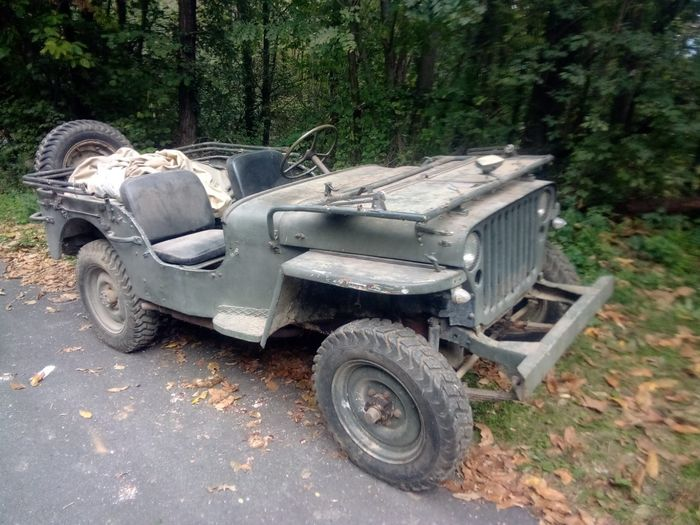 Jeep - Willys MB - 1944