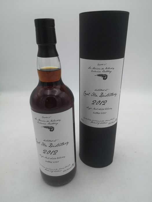 Caol Ila 2012 8 years old Chapter V exclusive for LMDW - Signatory Vintage - 70cl