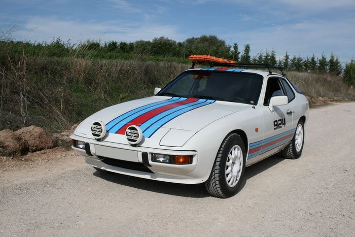 Porsche - 924 Safari Rally - 1981