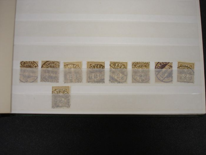 Switzerland - Collection on stock pages - Yvert